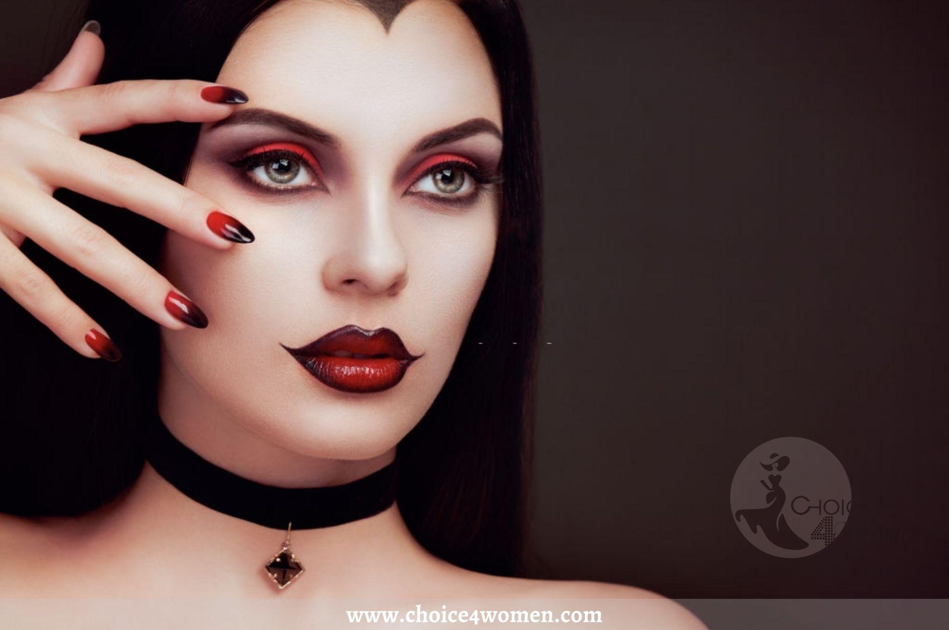 17 Inspiring Halloween Makeup Ideas to Try For Halloween Night