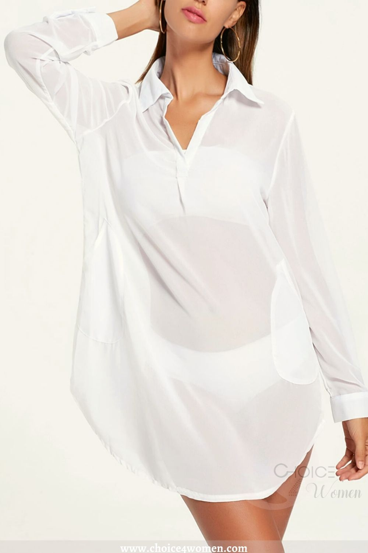 White Polos Dresses