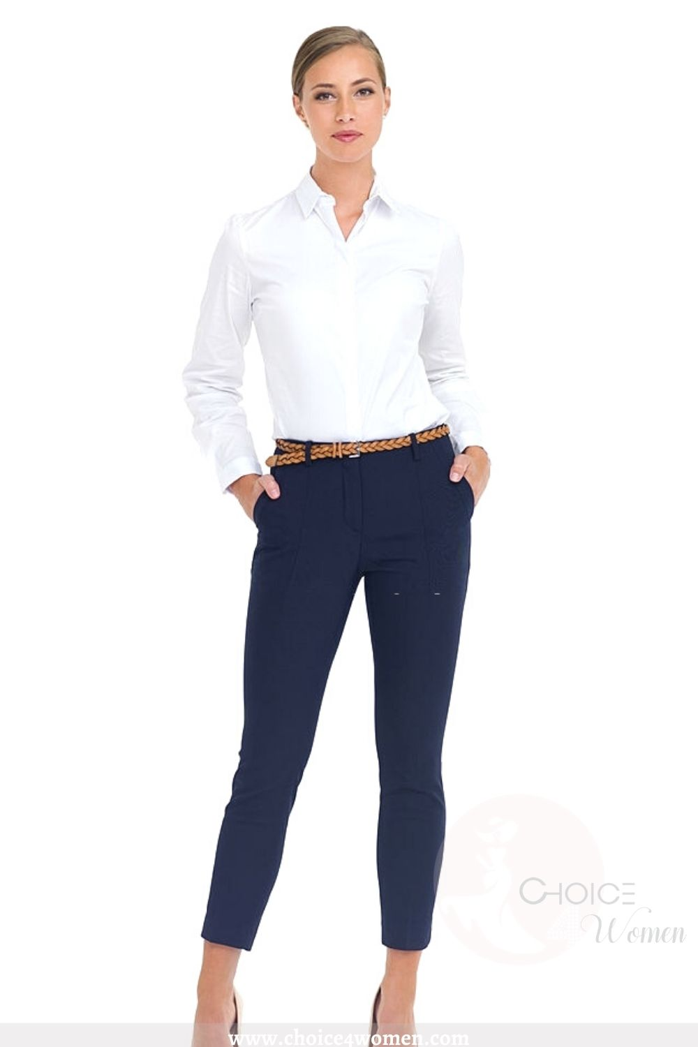 casual business outfits for women