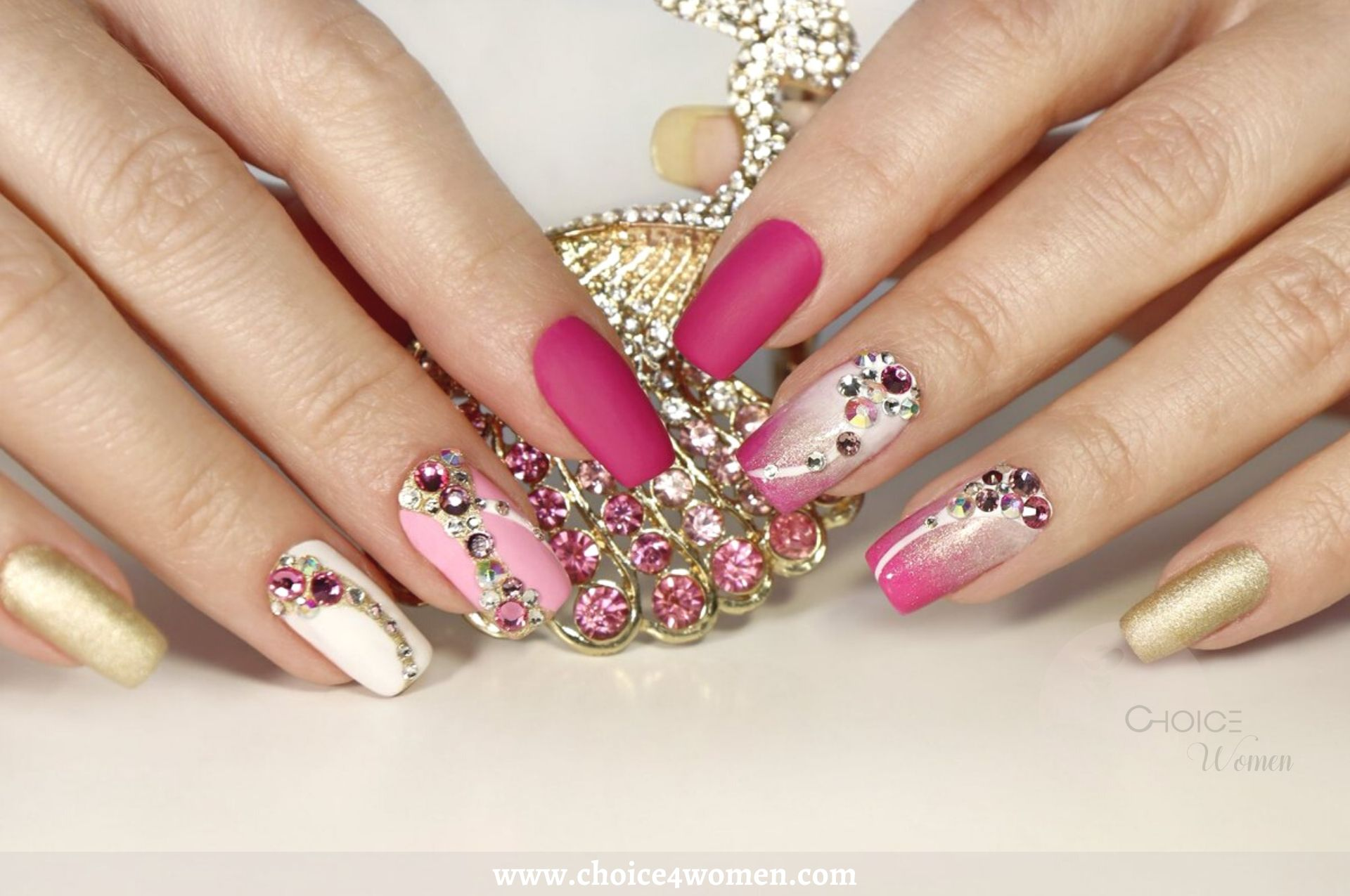 Stylish, Easy & Creative Nails Art Design Just For You