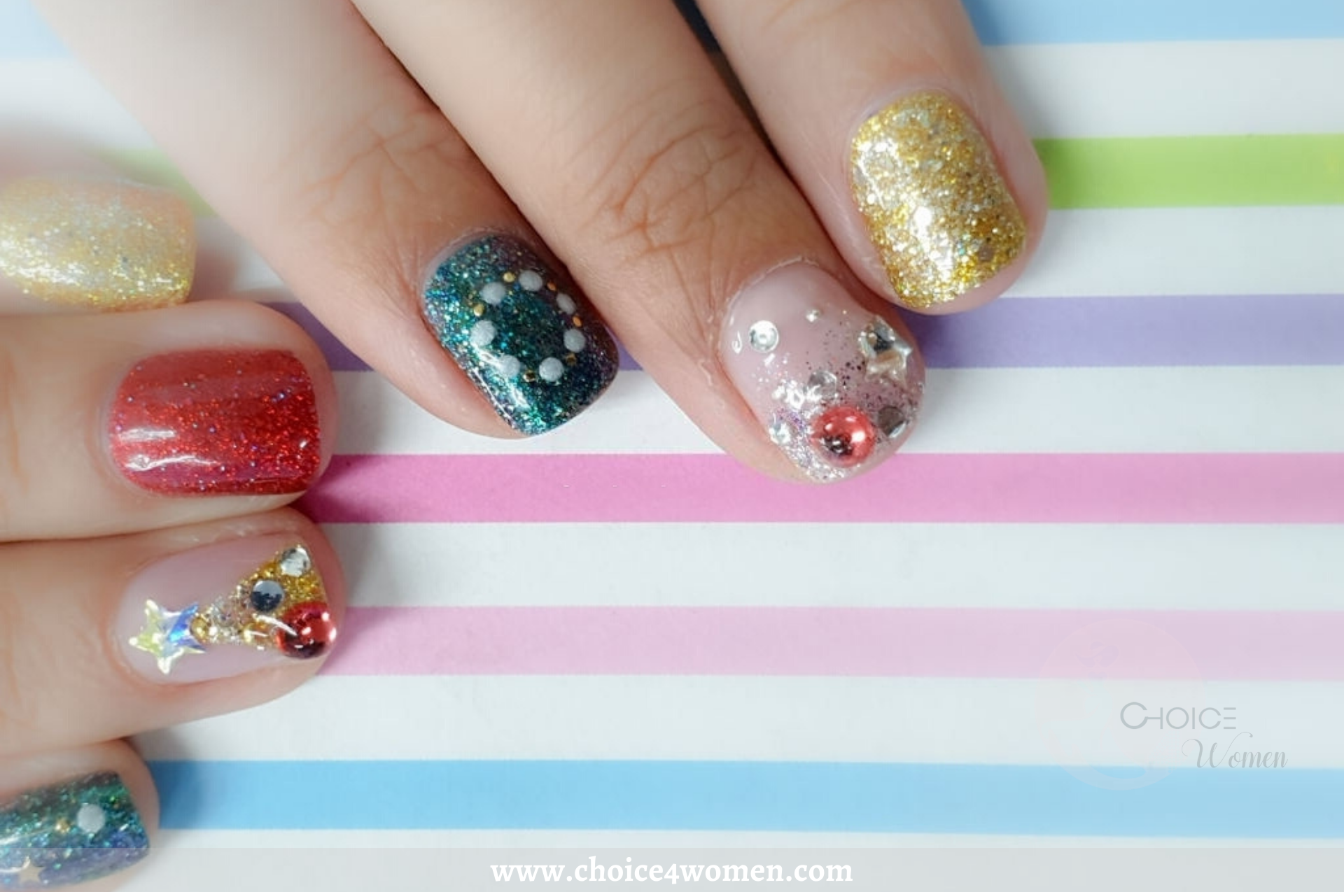 16 Stylish Star Nails Ideas For A Fabulous Nail Look